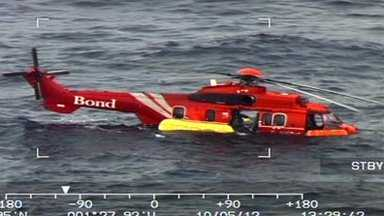 EC225 Bond Helicopters